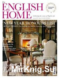 The English Home - January 2017