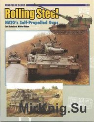 Rolling Steel: NATO's Self-Propelled Guns (Concord 7512)