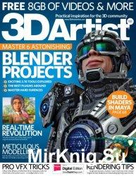 3D Artist Issue 100 2016