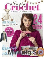 Simply Crochet №52 2016