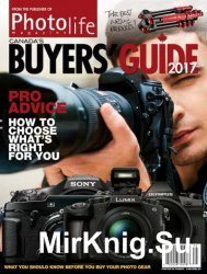 Photo Life - Canada's Buyers' Guide 2017