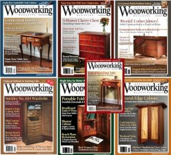 Popular Woodworking - 2014 Full Year Issues Collection