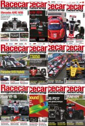 Racecar Engineering №№1-12 2016