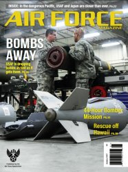 Air Force Magazine №1 2017