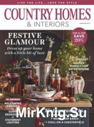 Country Homes & Interiors - January 2017