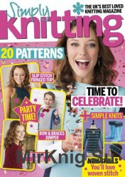 Simply Knitting №154, January 2017