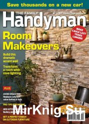 The Family Handyman October 2015