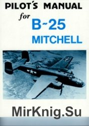 Pilot's manual for B-25 MITCHELL