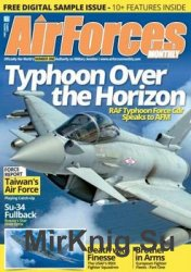 Air Forces Monthly - Digital Sample 2016