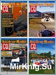 CQ Amateur Radio 2016 Full Year Issues Collection