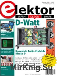 Elektor Electronics №12 2016 (Germany)