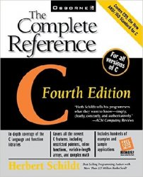 C: The Complete Reference, 4th Edition
