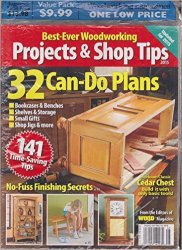 Best-Ever Woodworking Projects & Shop Tips