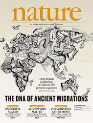 Nature Magazine — 13 October 2016