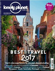 Lonely Planet Traveller UK — December 2016