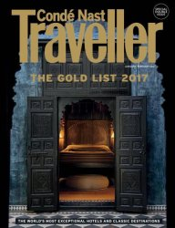 Conde Nast Traveller UK — January-February 2017