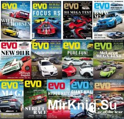 EVO UK - Full Year Collection (2016)