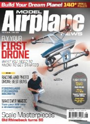 Model Airplane News №1 2017
