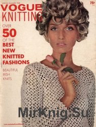 Vogue Knitting - Spring/Summer 1968