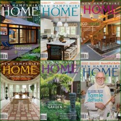 New Hampshire Home - 2014 Full Year Issues Collection