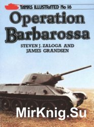 Operation Barbarossa (Tanks Illustrated No.16)