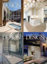 Contemporary Stone & Tile Design - 2016 Full Year Issues Collection