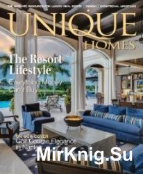 Unique Homes - Fall 2016