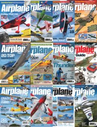 Model Airplane News №№1-12 2016