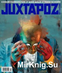 Juxtapoz Art & Culture Magazine January 2017