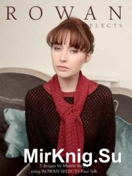 Rowan Selects Fine Silk Collection