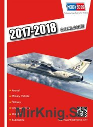 Hobby Boss 2017-2018 Catalogue