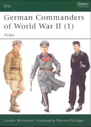 German Commanders of World War II (1) Army