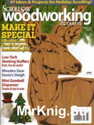 ScrollSaw Woodworking & Crafts - Winter 2016