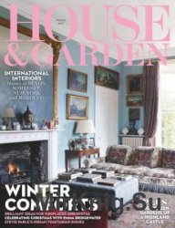 House & Garden UK - January 2017