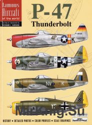 P-47 Thunderbolt - Famous Aircraft of the World