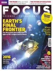 BBC Focus — Issue 320 — Christmas 2016