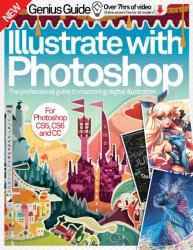 Illustrate With Photoshop Genius Guide (Volume 6, Revised Edition, 2016)