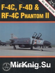 F-4, F-4D & RF-4C Phantom II (D&S №43)
