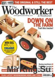 The Woodworker & Woodturner - January 2017