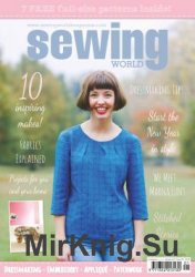 Sewing World - Issue 251 2017