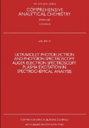Ultraviolet Photoelectron and Photoion Spectroscopy, Auger Electron Spectroscopy, Plasma Excitation in Spectrochemical Analysis