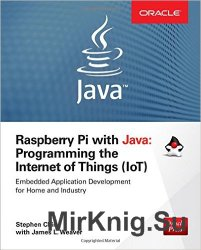 Raspberry Pi with Java: Programming the Internet of Things (IoT)