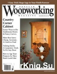 Popular Woodworking №186 - November 2010