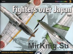 Fighters over Japan (Part I) (Kagero Topcolors 15003)