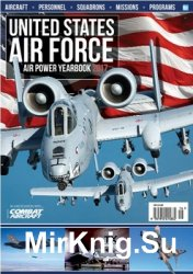 United States Air Force - Air Power Yearbook 2017
