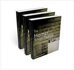 The Homer Encyclopedia, 3 Volume Set