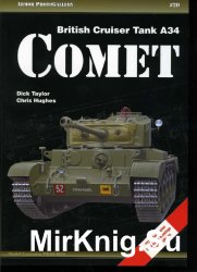 British Cruiser Tank A34 Comet (Armor PhotoGallery 20)