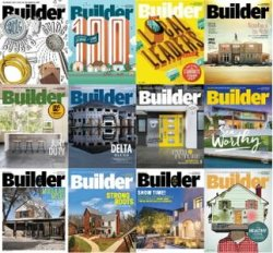 Builder Magazine - 2016 Full Year Issues Collection