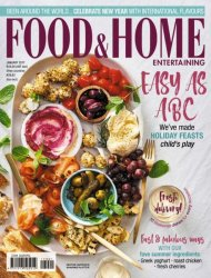 Food & Home Entertaining — January 2017