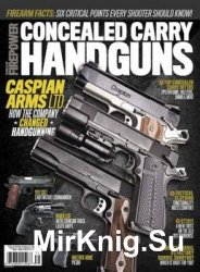 Conceal & Carry Handguns - Winter 2016
